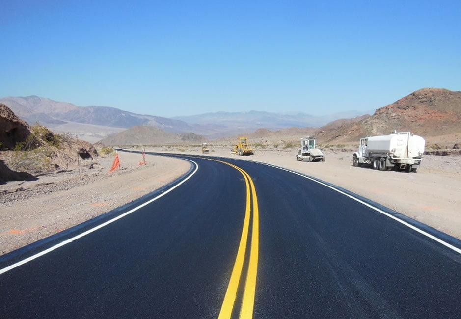Limitado el paso de camiones a las carreteras N240, N340 y NII