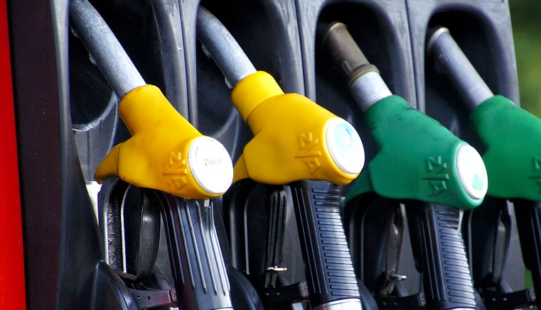Precio del combustible del transporte pesado