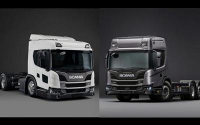 Así son las innovadoras cabinas de los nuevos camiones Scania