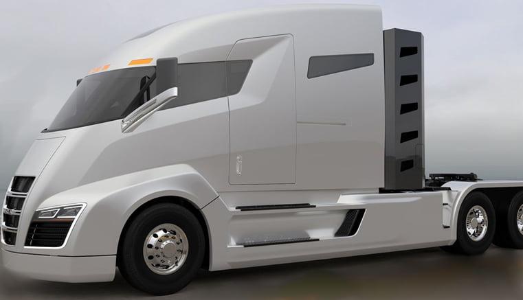 Nikola One, ¿un camión eléctrico?