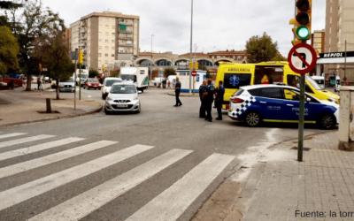 Muere mujer atropellada por un camión