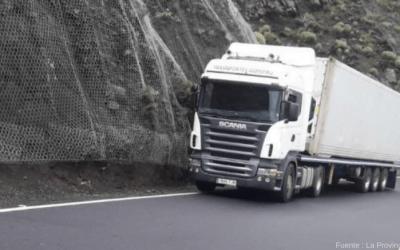 Camionero abandonado a su suerte