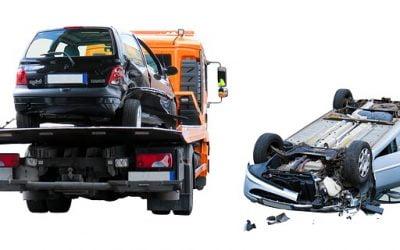 Diversos accidentes de tráfico en España