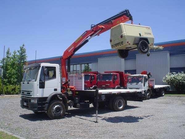 Camiones con pluma… Requisitos y habilidades