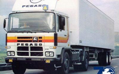 Camiones Pegaso... la marca legendaria de España