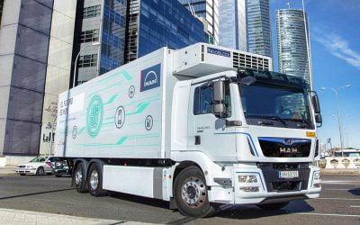 Llega el 100% eléctrico MAN TGM 26.360 de MAN Trucks&Bus