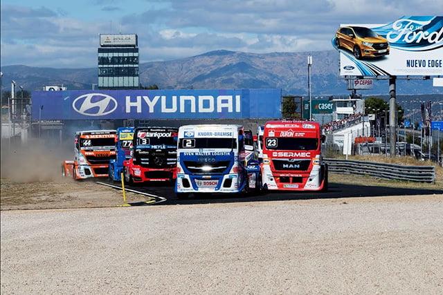 XXXIII Gran Premio de Camión de España se decide en el Jarama en octubre