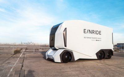 El primer camión autónomo ya está en las carreteras