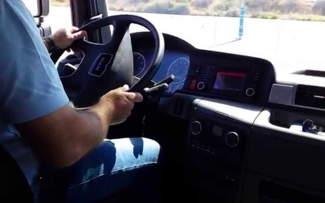Conducción autónoma vs Conductores Profesionales