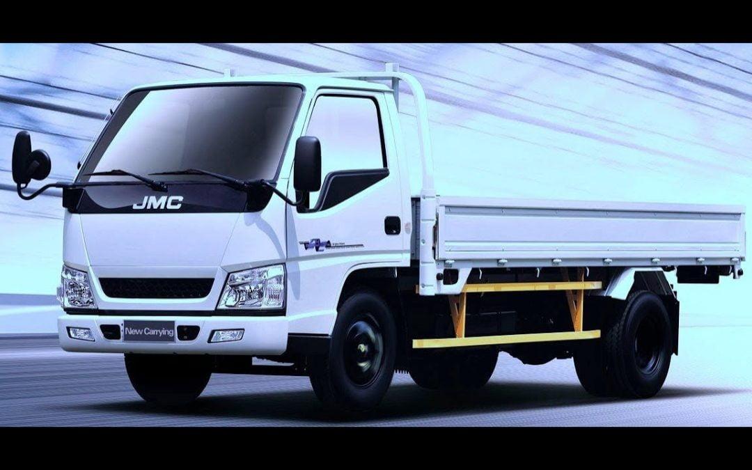 Camiones Chinos en el mercado mundial