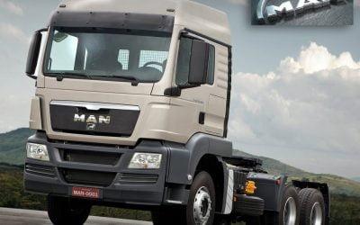 Camiones MAN en España