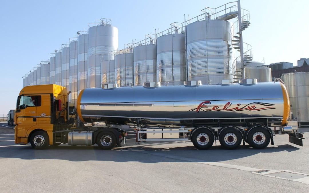 Los camiones Cisterna
