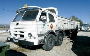 Los 75 años de los camiones Pegaso
